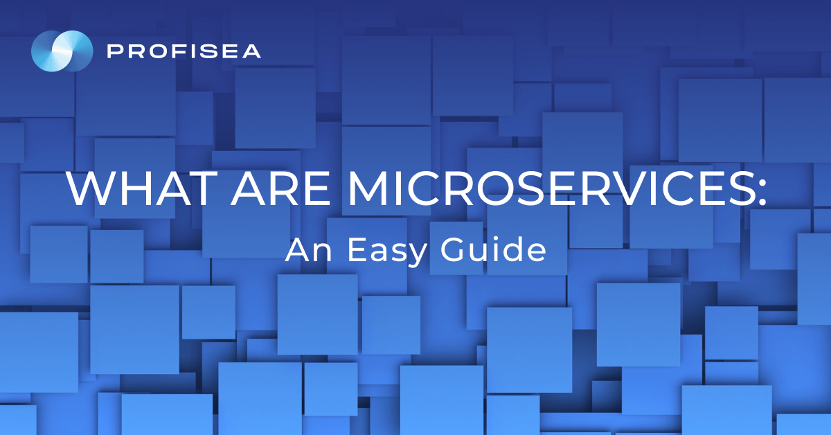 What Are Microservices: An Easy Guide