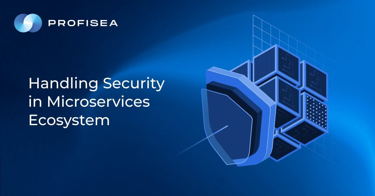 Handling Security in Microservices Ecosystem