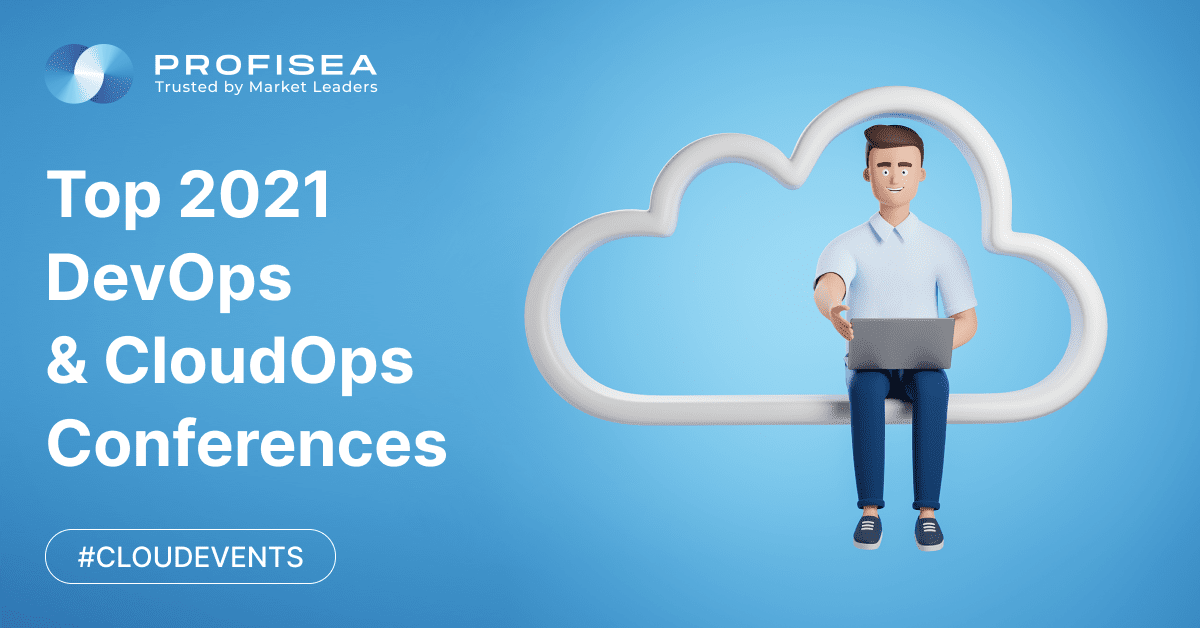 Top 2021 DevOps & CloudOps Conferences You Don't Want to Miss